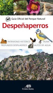 Portada de Guia Oficial Del Parque Natural Despeñaperros