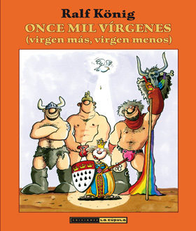 Portada de Once Mil Virgenes (virgen Mas, Virgen Menos)
