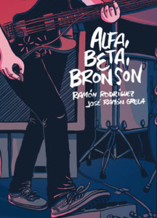 Portada de Alfa, Beta, Bronson