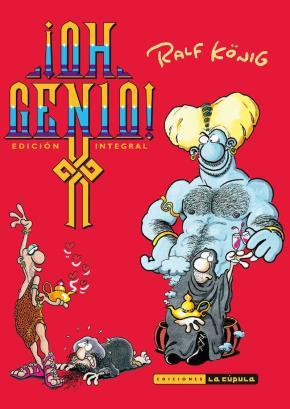Portada de ¡oh, Genio! (ed. Integral En Rustica)