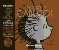 Portada de Snoopy Y Carlitos Nº 16