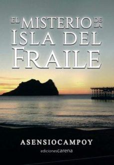 Portada de El Misterio De La Isla Del Fraile