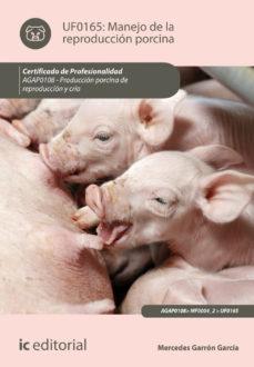 Portada de (i.b.d.) Manejo De La Reproduccion Porcina. Agap0108 – Produccion Porcina De Reproduccion Y Cria