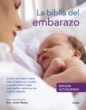 Portada de La Biblia Del Embarazo (edicion Actualizada)