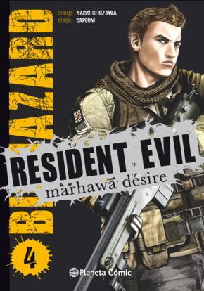 Portada de Resident Evil Nº 04/05