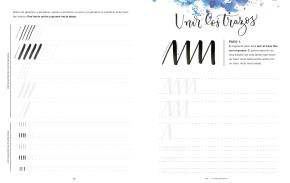 Portada de Letras Bonitas: Descubre El Arte De Dibujar Palabras