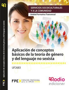 Portada de Uf2683 Aplicacion De Conceptos Basicos De La Teoria Del Genero Y Del Lenguaje No Sexista