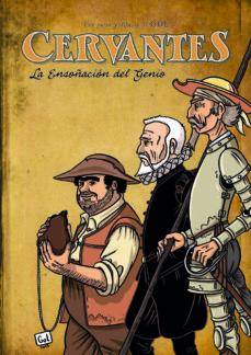 Portada de Cervantes: La Ensoñacion Del Genio
