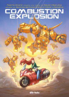 Portada de Combustion Explosion