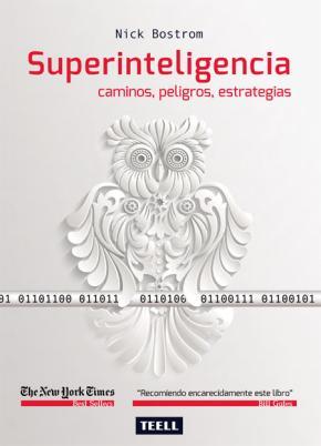 Portada de Superinteligencia