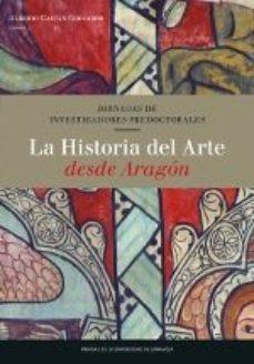 Portada de La Historia Del Arte Desde Aragon