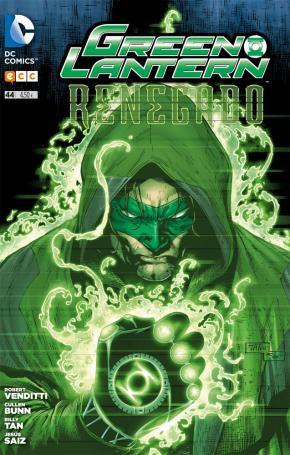 Portada de Green Lantern Nº 44