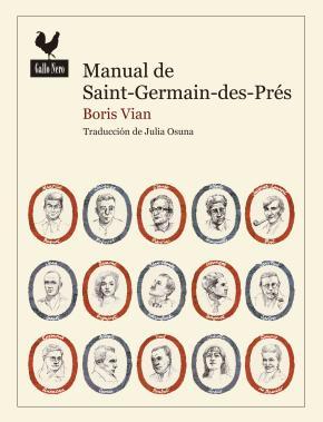 Portada de Manual De Saint-germain-des-pres