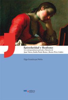 Portada de Epistolaridad Y Realismo