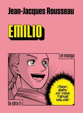 Portada de Emilio: El Manga