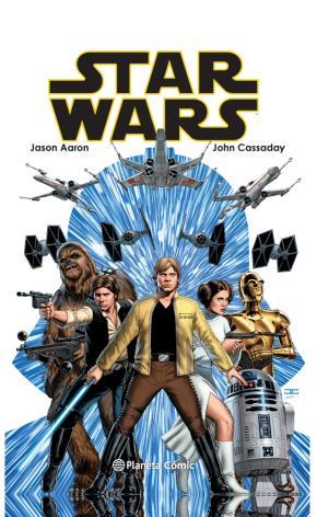 Portada de Star Wars (tomo Recopilatorio) 1