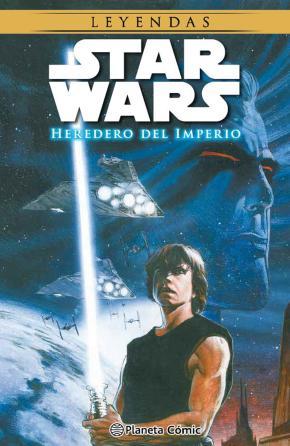 Portada de Star Wars: Heredero Del Imperio