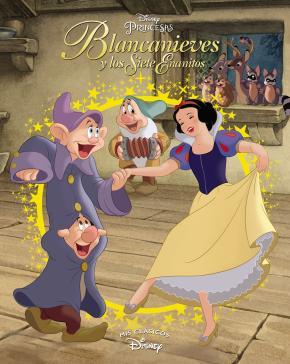Portada de Blancanieves Y Los Siete Enanitos (mis Clasicos Disney)
