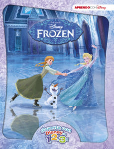Portada de Frozen (¡cuenta Con Disney 1, 2, 3!)