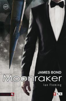 Portada de James Bond 3: Moonraker