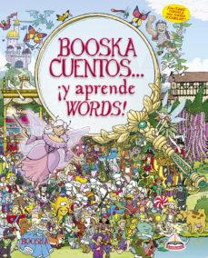 Portada de Booskacuentos ¡y Aprende Words!