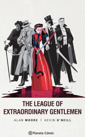 Portada de The League Of Extraordinary Gentlemen Nº 03/03 (edicion Trazado)