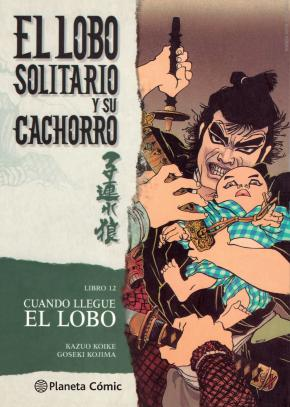 Portada de Lobo Solitario Y Su Cachorro Nº 12/20 (nueva Edicion)