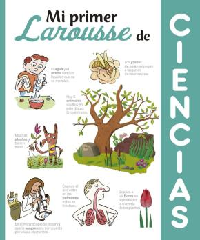 Portada de Mi Primer Larousse De Ciencias (3ª Ed.)