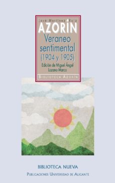 Portada de Veraneo Sentimental (1904 – 1905)