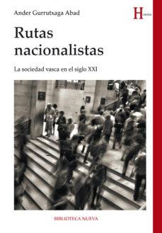 Portada de Rutas Nacionalistas