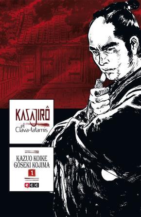 Portada de Kasajiro, El Clava-tatamis