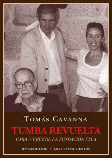 Portada de Tumba Revuelta