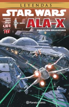 Portada de Star Wars Ala X Grapa 10