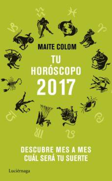 Portada de Tu Horoscopo 2017