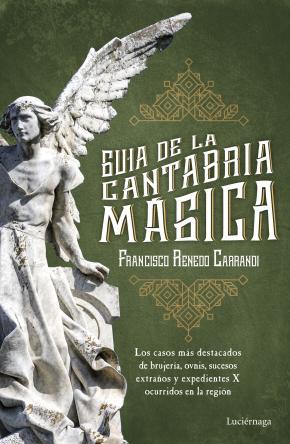 Portada de Guia De La Cantabria Magica
