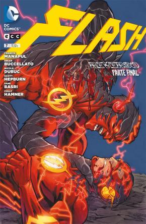 Portada de Flash Num. 07 (2a Edicion)