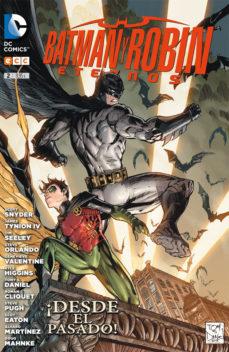 Portada de Batman Y Robin Eternos Nº 02