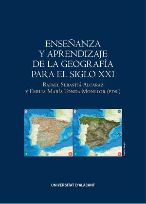 Portada de Enseñanza Y Aprendizaje De La Geografia Para El Siglo Xxi