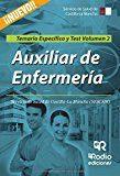 Portada de Auxiliar De Enfermeria Del Servicio De Salud De Castilla La Mancha. Temario Especifico Y Test (vol. 2)
