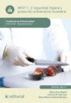 Portada de (i.b.d.) Seguridad E Higiene Y Proteccion Ambiental En Hosteleria Hotu0109 – Alojamiento Rural