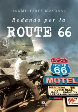 Portada de Rodando Por La Route 66