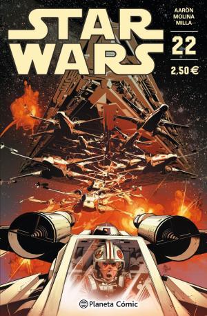 Portada de Star Wars Nº 22