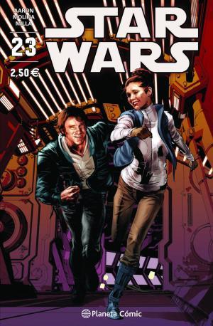Portada de Star Wars Nº 23