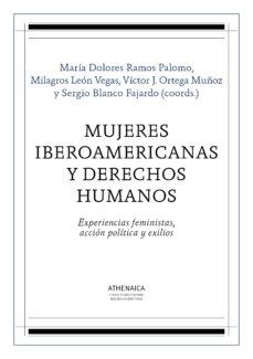 Portada de Mujeres Iberoamericanas Y Derechos Humanos