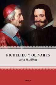 Portada de Richelieu Y Olivares