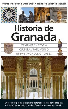 Portada de Historia De Granada