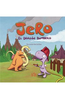 Portada de Jero, El Dragon Bombero