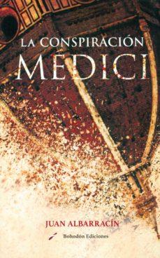 Portada de La Conspiracion Medici