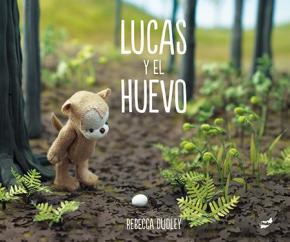Portada de Lucas Y El Huevo