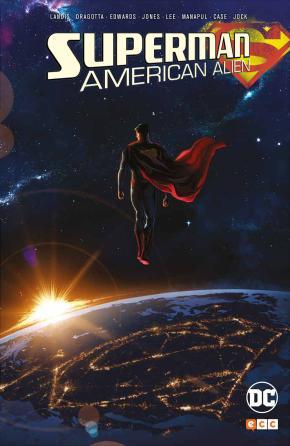 Portada de Superman: American Alien